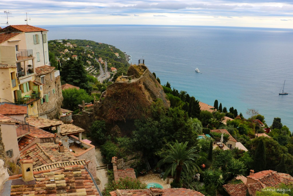 Roquebrune Cap Martin, un des plus jolis villages de la côte à mes yeux.