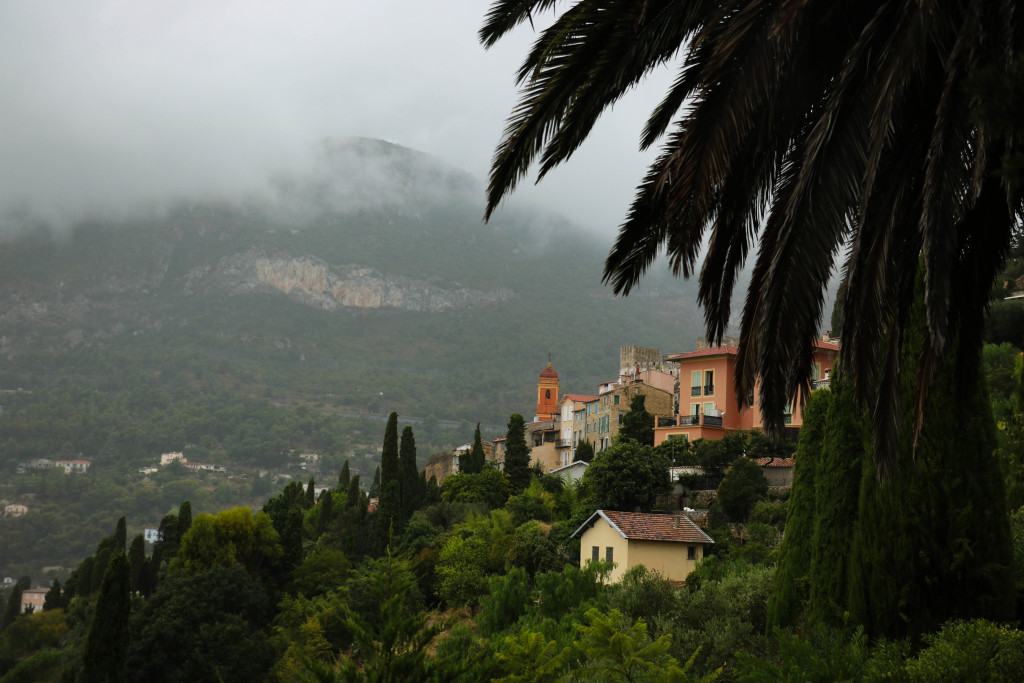 One of the Riviera's most beautiful villages, Roquebrune Cap Martin.