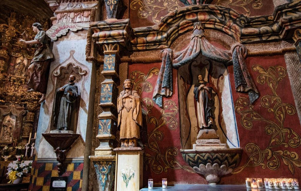 Découvrez la culture amérindienne d'Arizona : Montezuma Castle, Tuzigoot, San Xavier del Bac... un roadtrip sur les traces des premiers Américains !