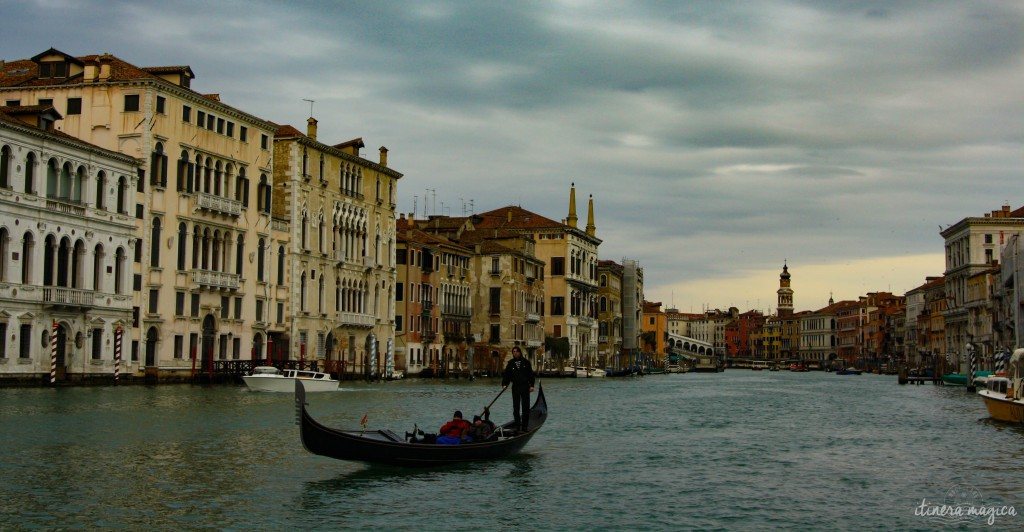 Poetic visions of the Grand Canal in Venice.