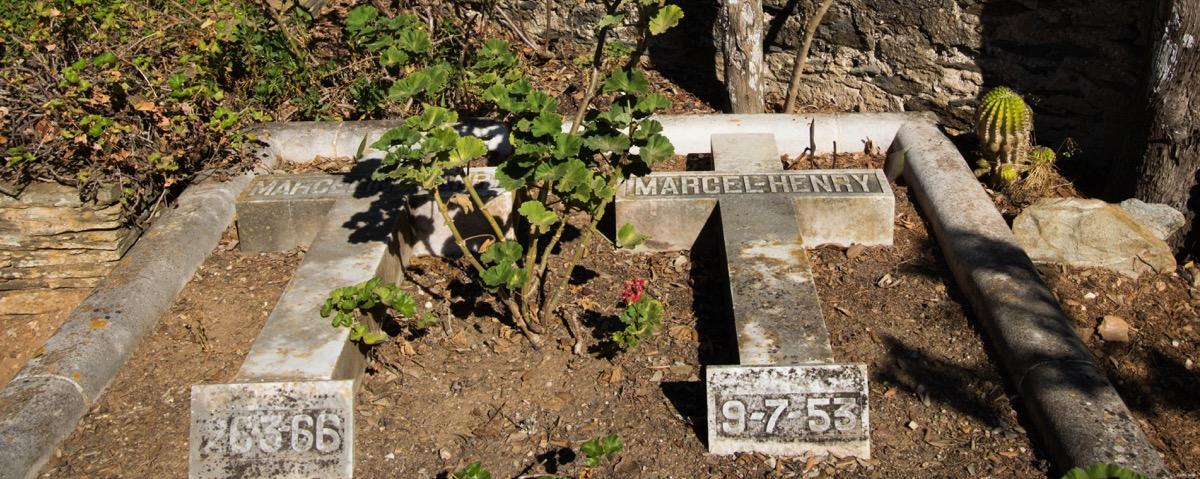 tombe marceline henry