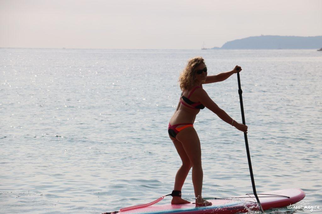 Les spots de surf sur la Côte d'Azur. Surf, kite surf et stand up paddle en Méditerranée