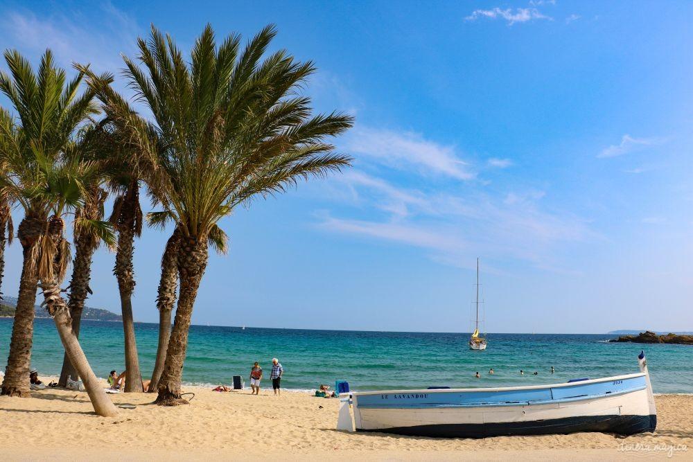 Perfect French Riviera: Le Lavandou.