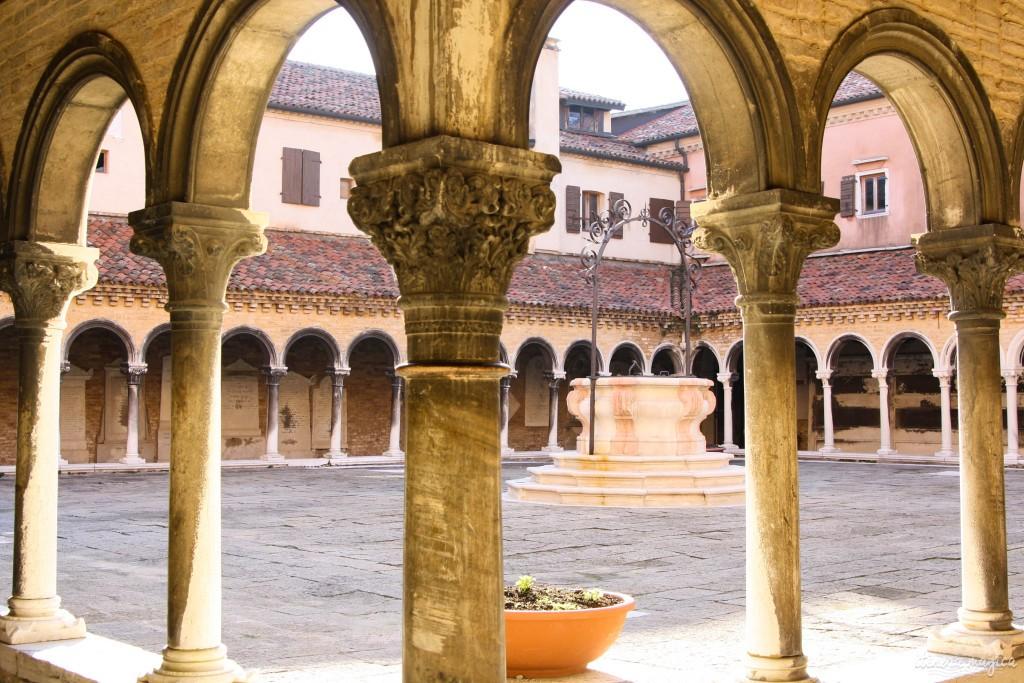 San Michele's monastery.