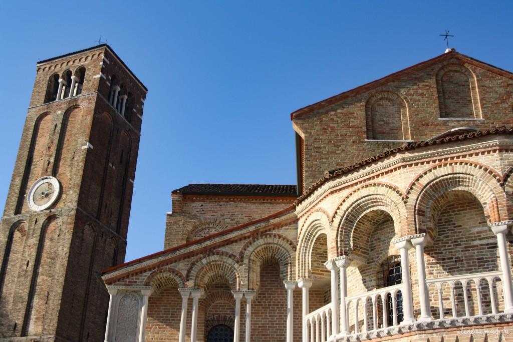 Roman church in Murano.