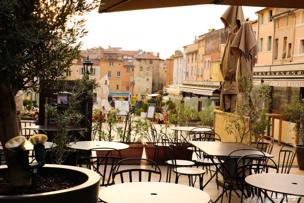 Que faire à Aix-en-Provence ? Carnets d'adresses à Aix-en-Provence