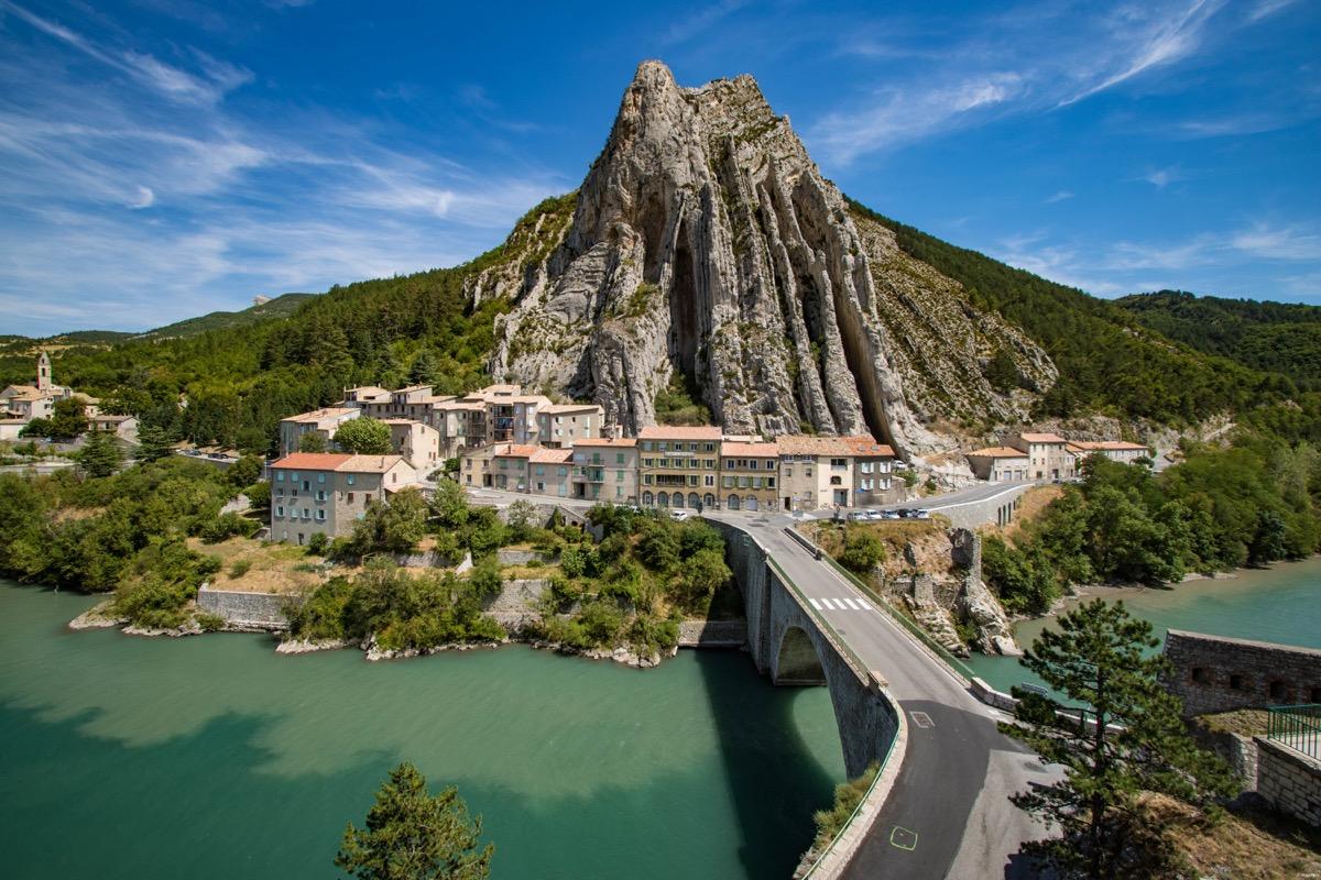 Road trip en Haute Provence : lavandes de la Drôme et des Baronnies, Sisteron, Serre-Ponçon. Blog de Provence, blog Sisteron