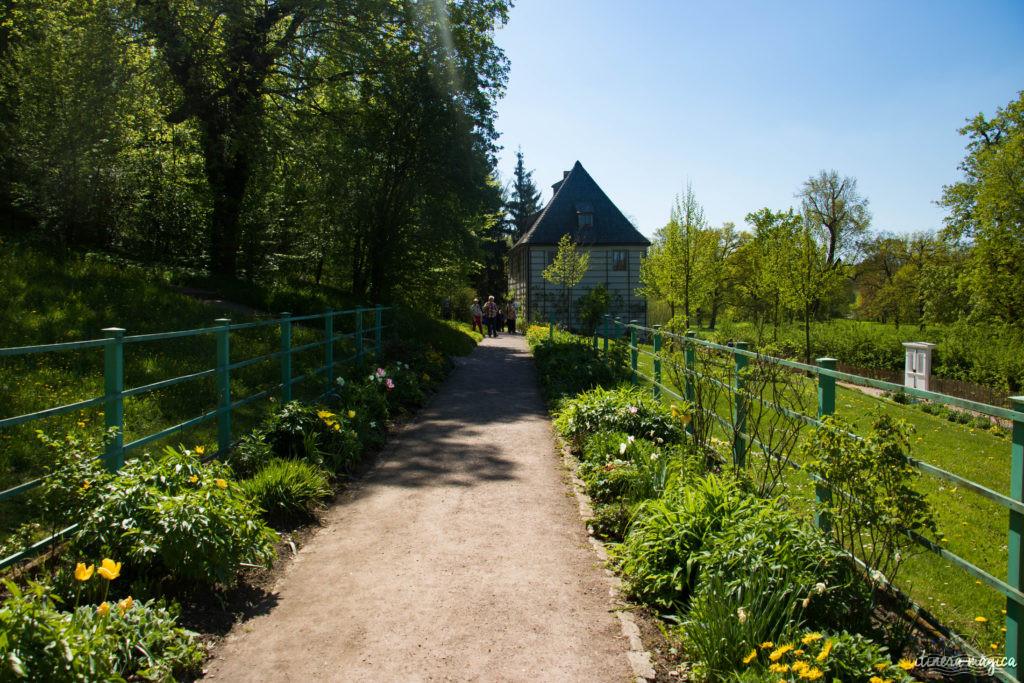 De Weimar à Iéna en passant par le château de Novalis, venez découvrir le coeur de l'Allemagne romantique sur Itinera Magica !