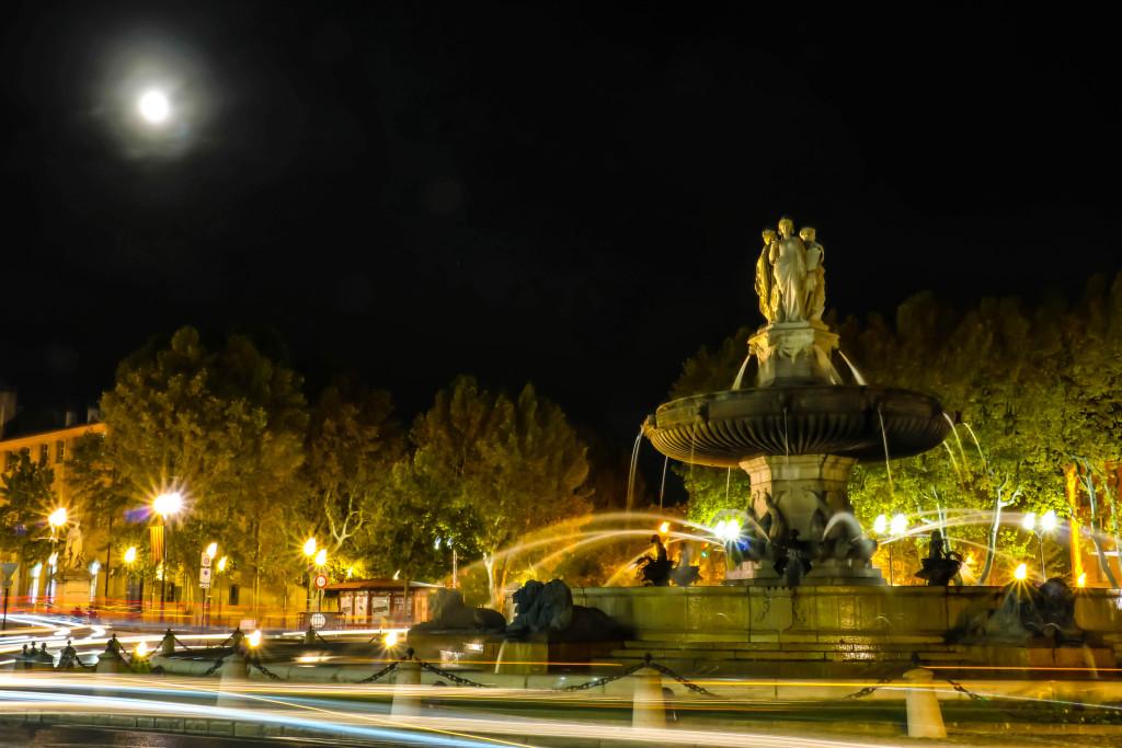 Entdecken Sie Aix-en-Provence, die historische Hauptstadt der schönen Provence. Itinera Magica