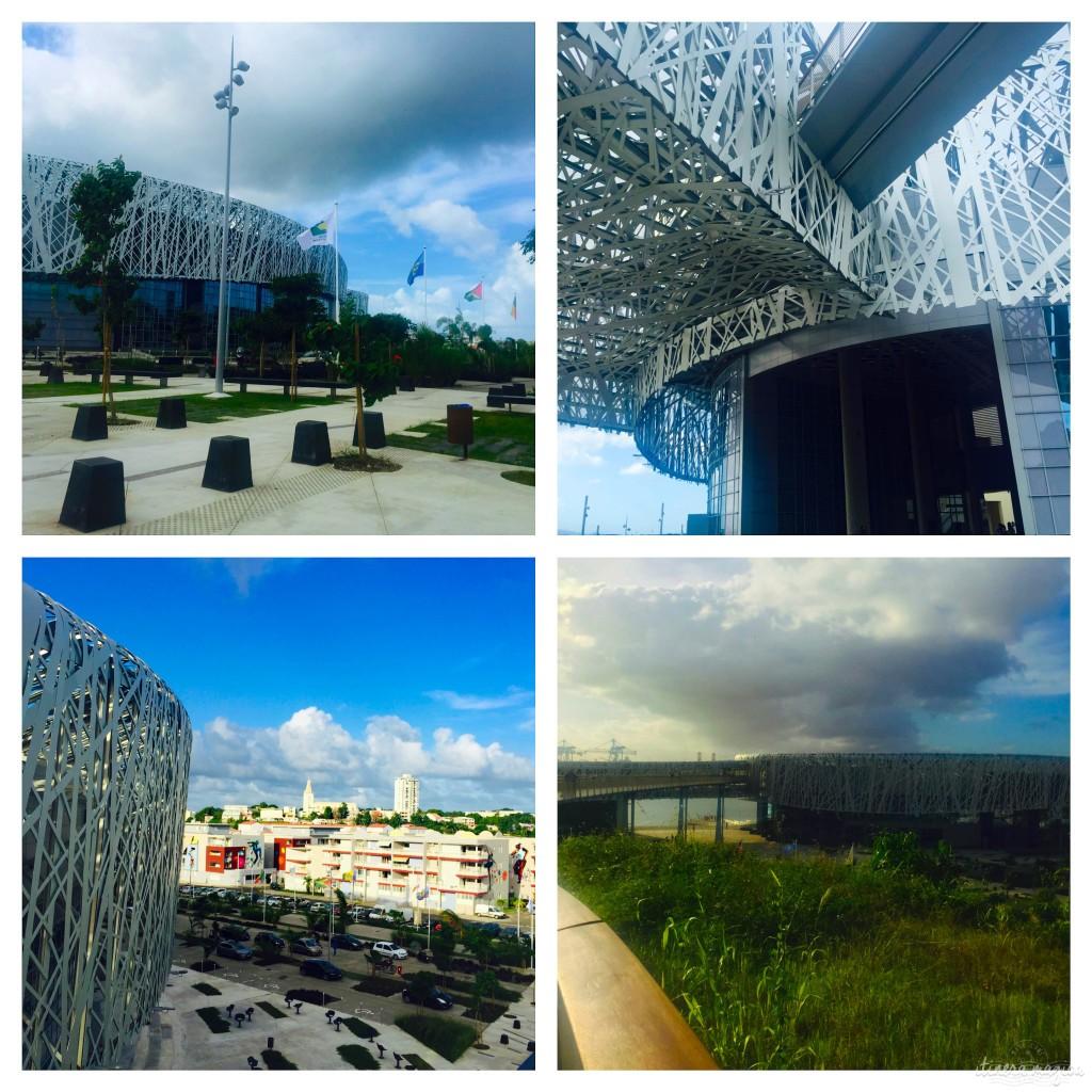 Mémorial ACTe. musée pointe à pitre mémoire guadeloupe esclavage