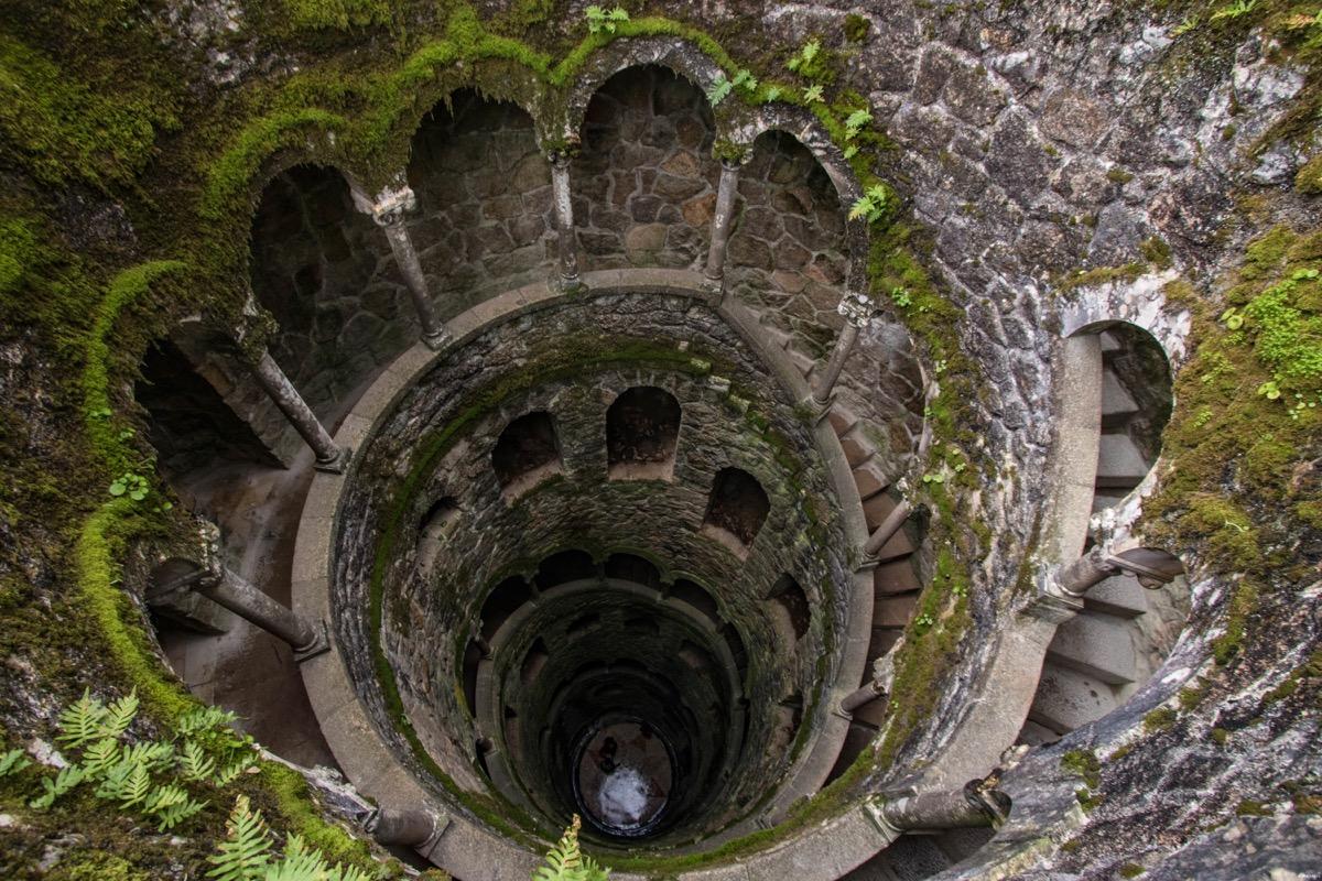 puits quinta dela regaleira sintra