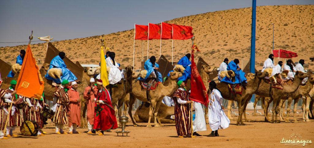 Moussem de Tan Tan, Maroc