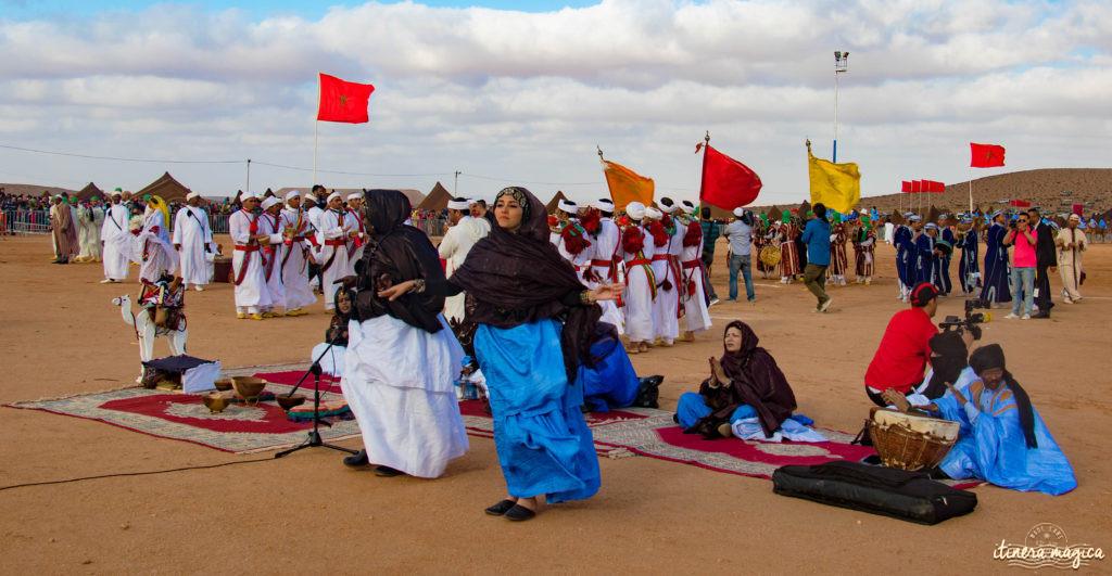 Moussem de Tan Tan, dans le grand sud marocain
