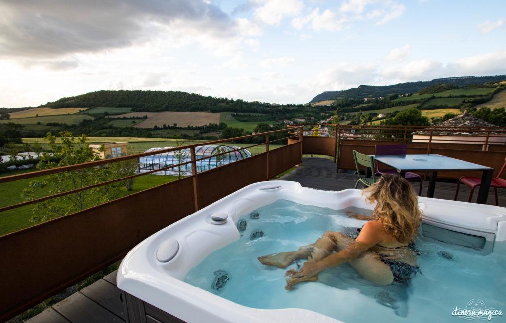 Gîte de luxe en Aveyron