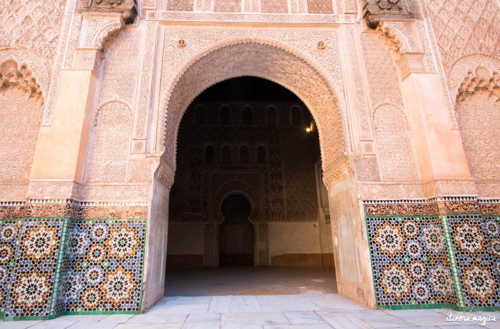 Marrakech : le guide ultime. Que voir, que faire à Marrakech ? Les incontournables.