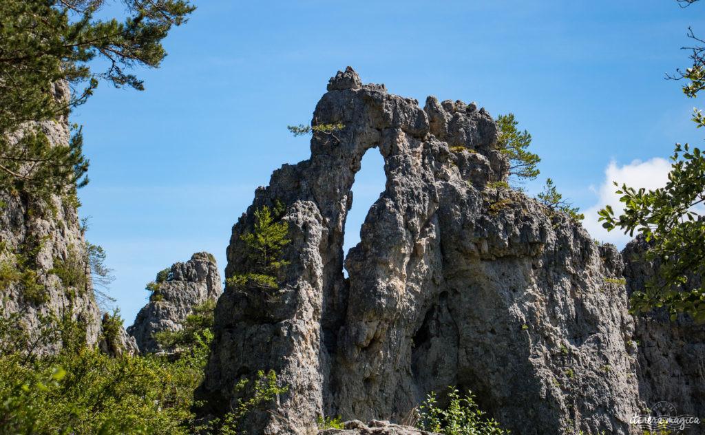 Que voir en Aveyron ? Le plus grand chaos rocheux d'Europe, Montpellier d'Europe