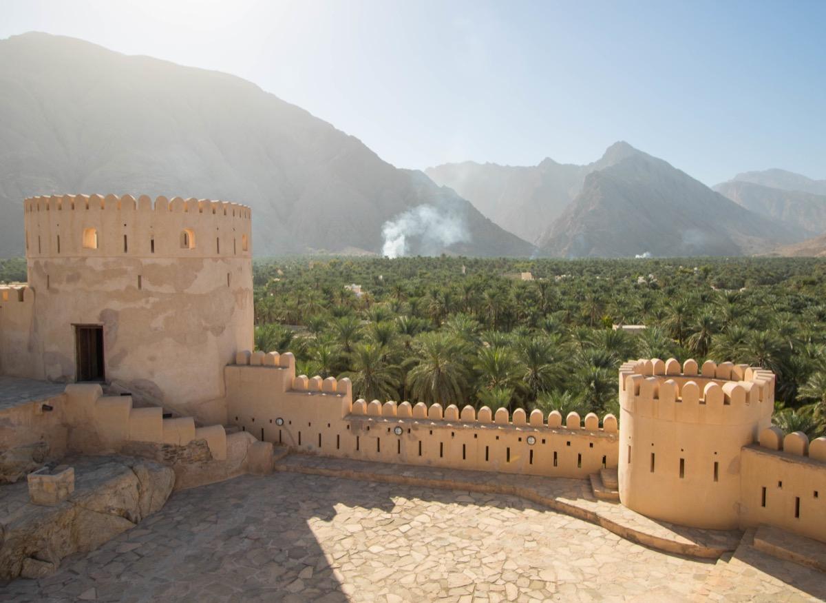Les plus beaux paysages d'Oman : mes incontournables pour organiser votre voyage à Oman, la perle du Moyen Orient.