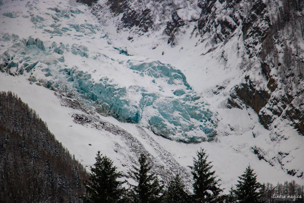 Glacier des Pélerins, Chamonix