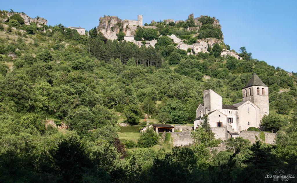 Découvrez les trois gorges sublimes de l'Aveyron : le Tarn, la Dourbie et la Jonte