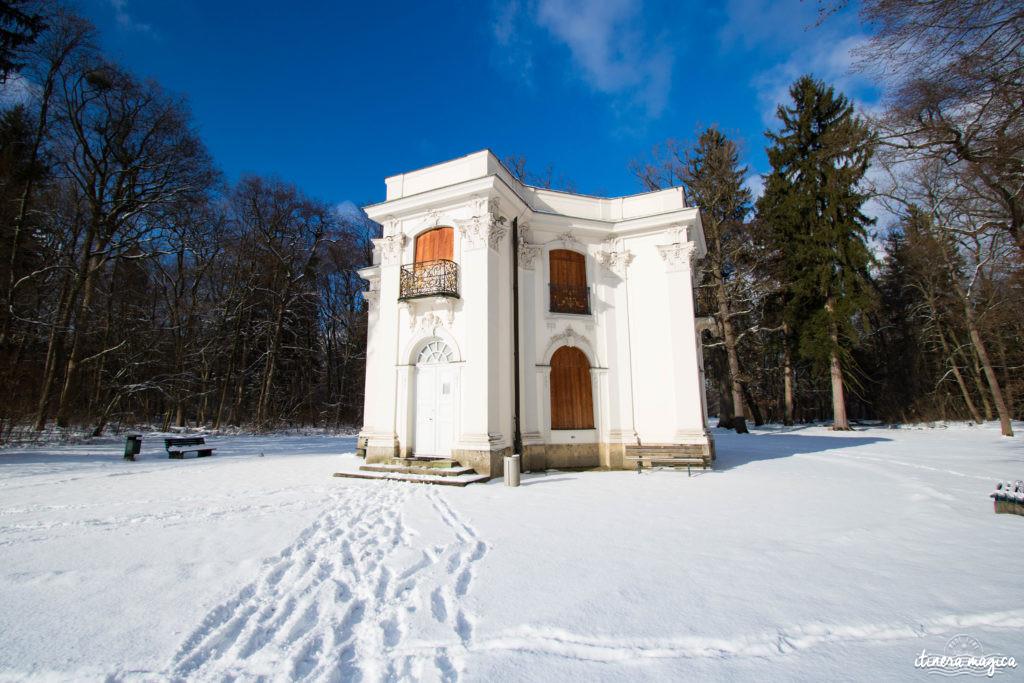 Nymphenburg. Que faire en Bavière en hiver ? Itinéraire pour la Bavière en hiver, de Munich aux châteaux de Bavière