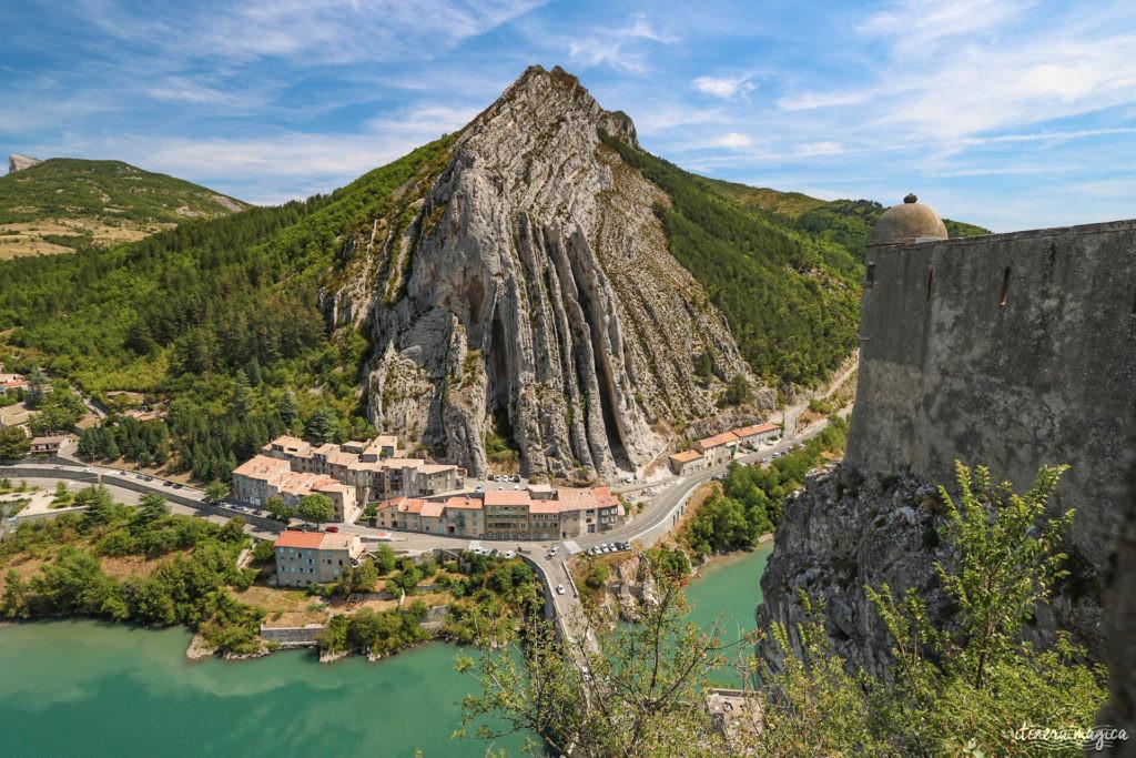 Road trip en Haute Provence : lavandes de la Drôme et des Baronnies, Sisteron, Serre-Ponçon. Blog de Provence