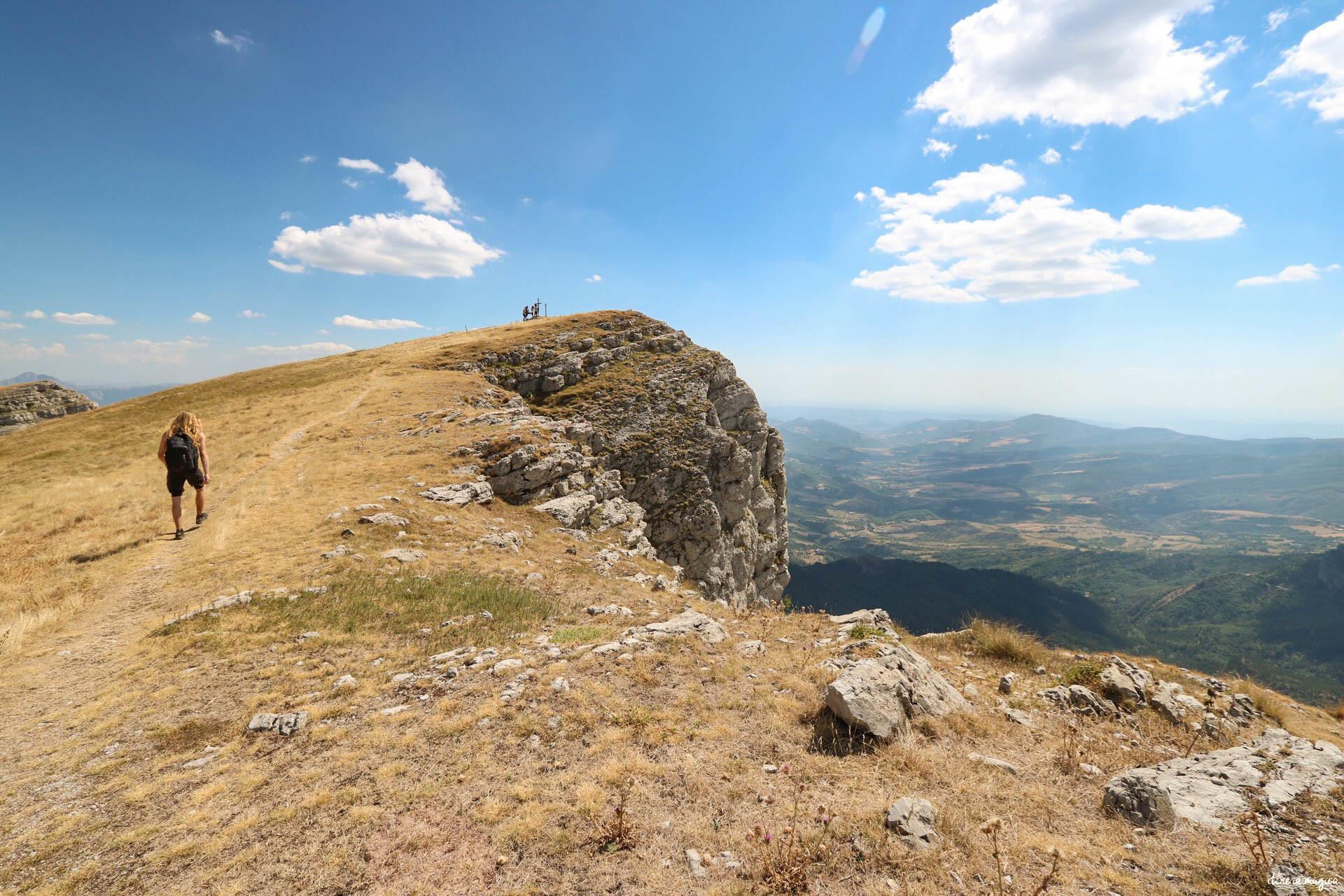 Blog Sisteron : rando de la crête de Géruen