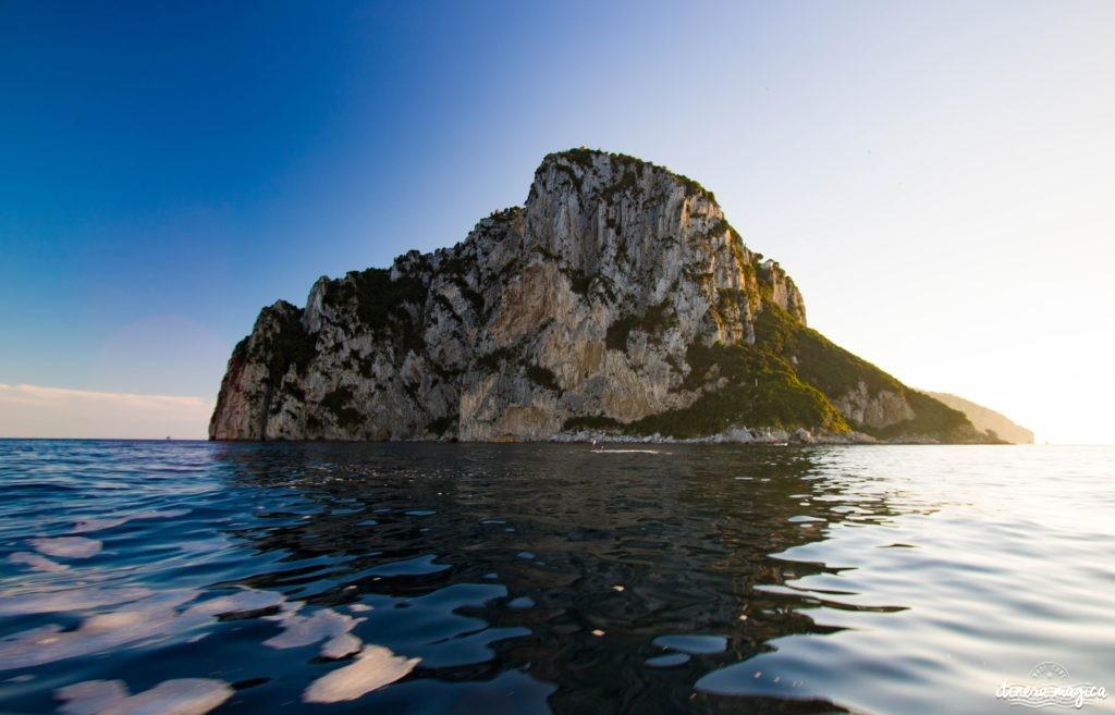 Saint Valentn à Capri