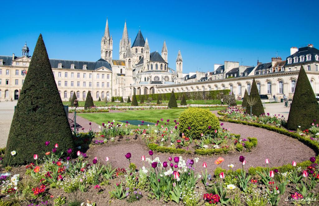 Vacances à Caen
