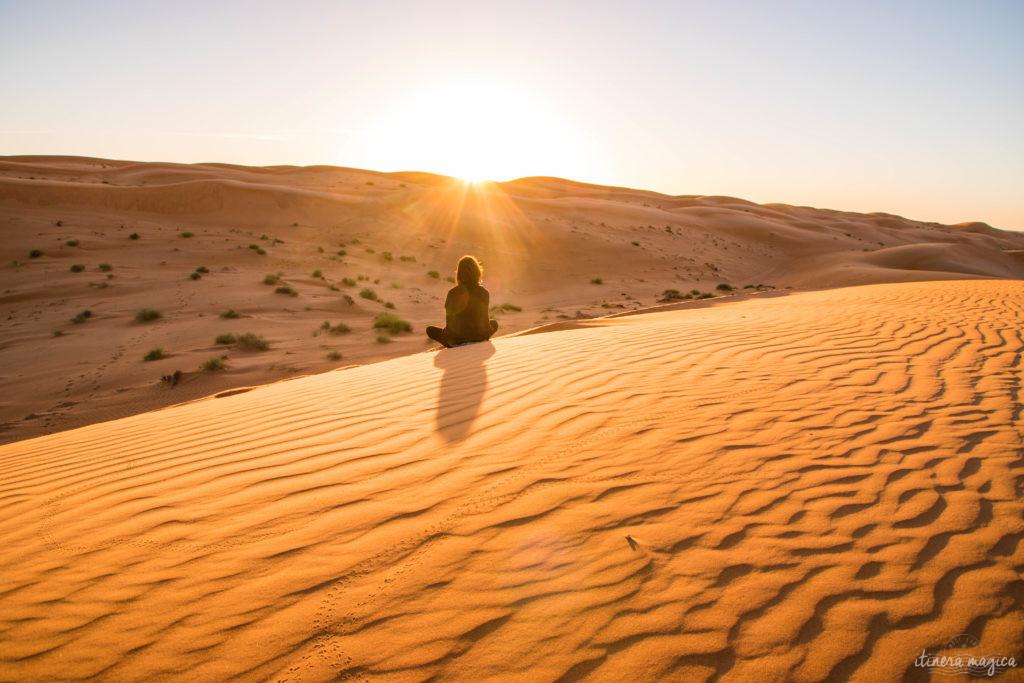 passer une nuit dans le desert  oman quel camp choisir