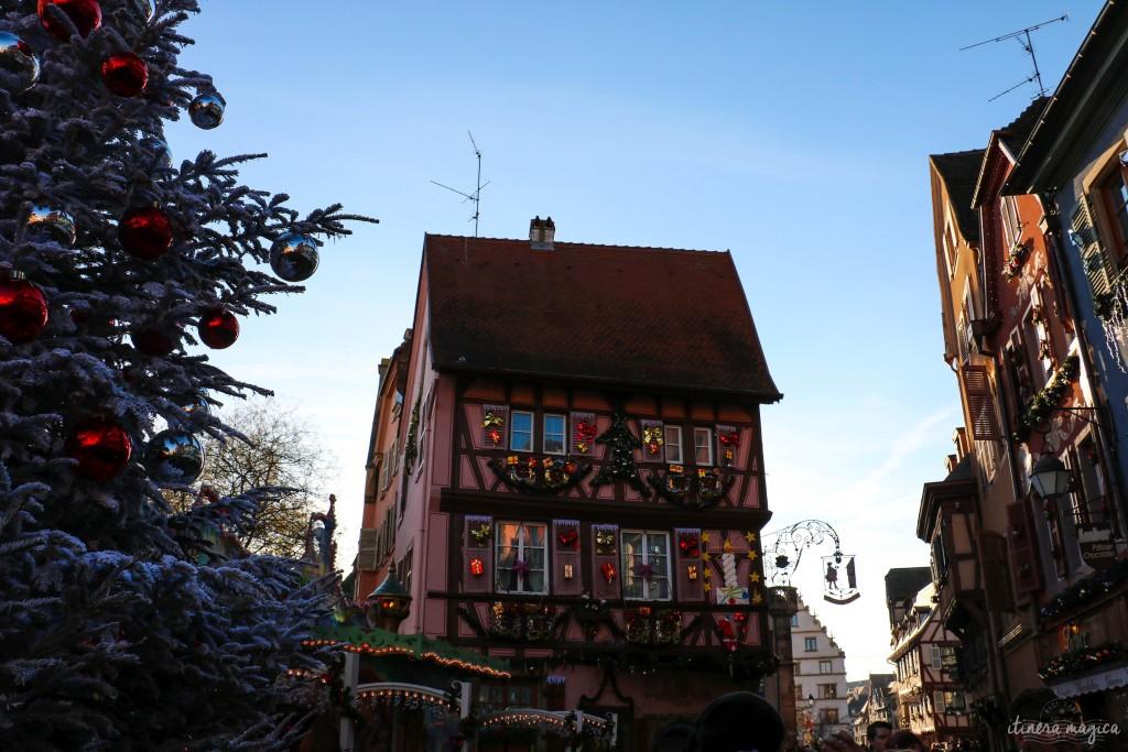 Weihnachtszauber in Colmar.