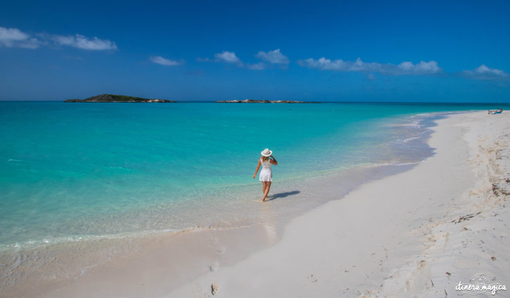 Tropic of Cancer beach, Little Exuma