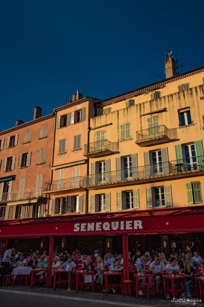 Sénéquier, Saint Tropez