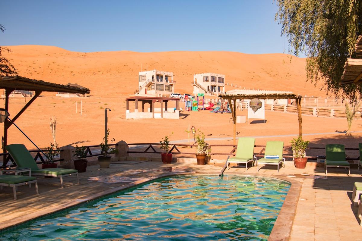 Passer une nuit dans le désert à Oman, quel camp choisir dans le désert à Oman ?