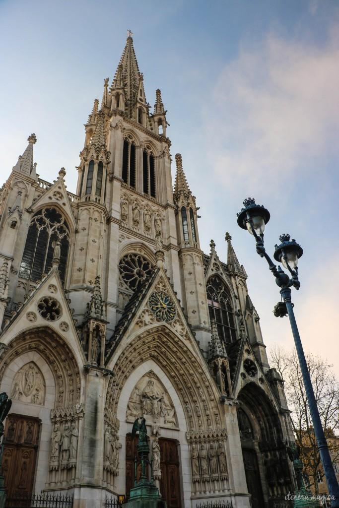 Basilique Saint Epvre.