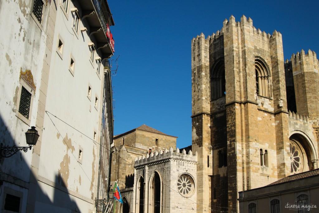 La Sé (cathédrale).