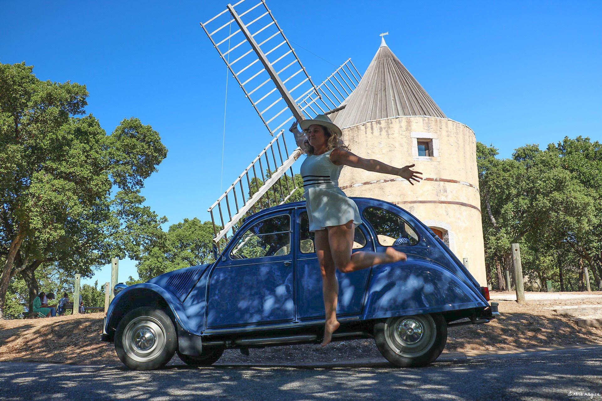 deuchmoiselles saint tropez rétro location voiture collection