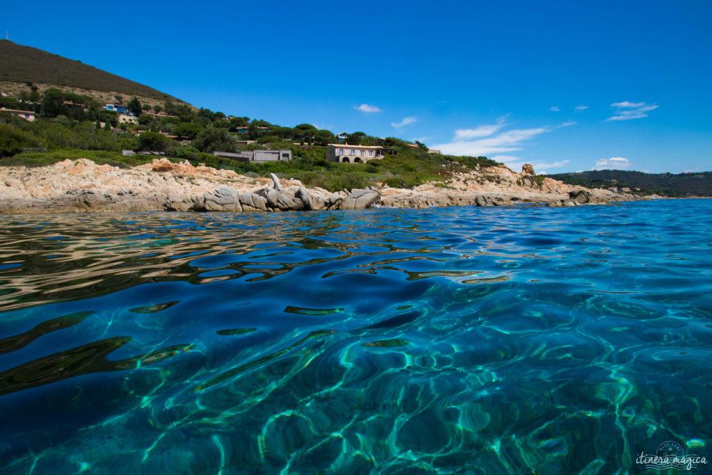 De Saint Tropez à Ramatuelle, découvrez l'un des plus beaux littoraux de la Côte d'Azur au fil de l'eau, en bateau ou en kayak. Emerveillement assuré !