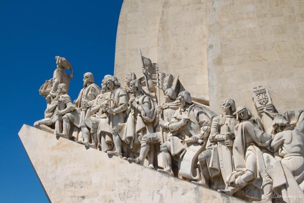 Monument des découvertes.