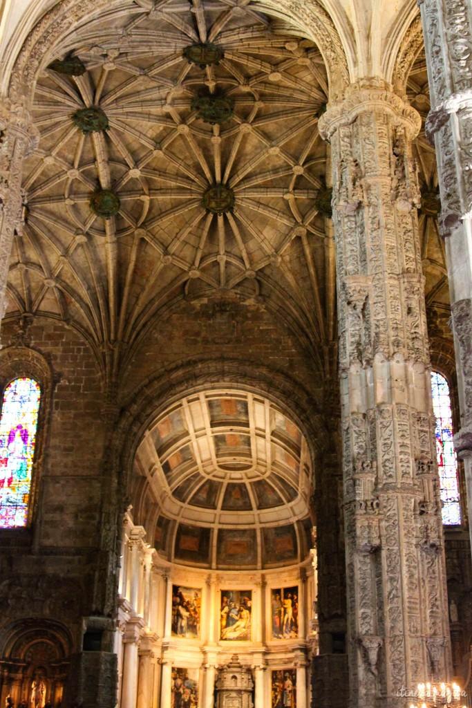 Eglise des Hiéronymites.