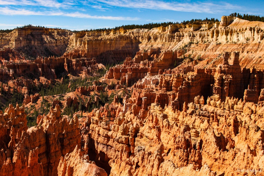 Bryce Canyon, Inspiration Point.