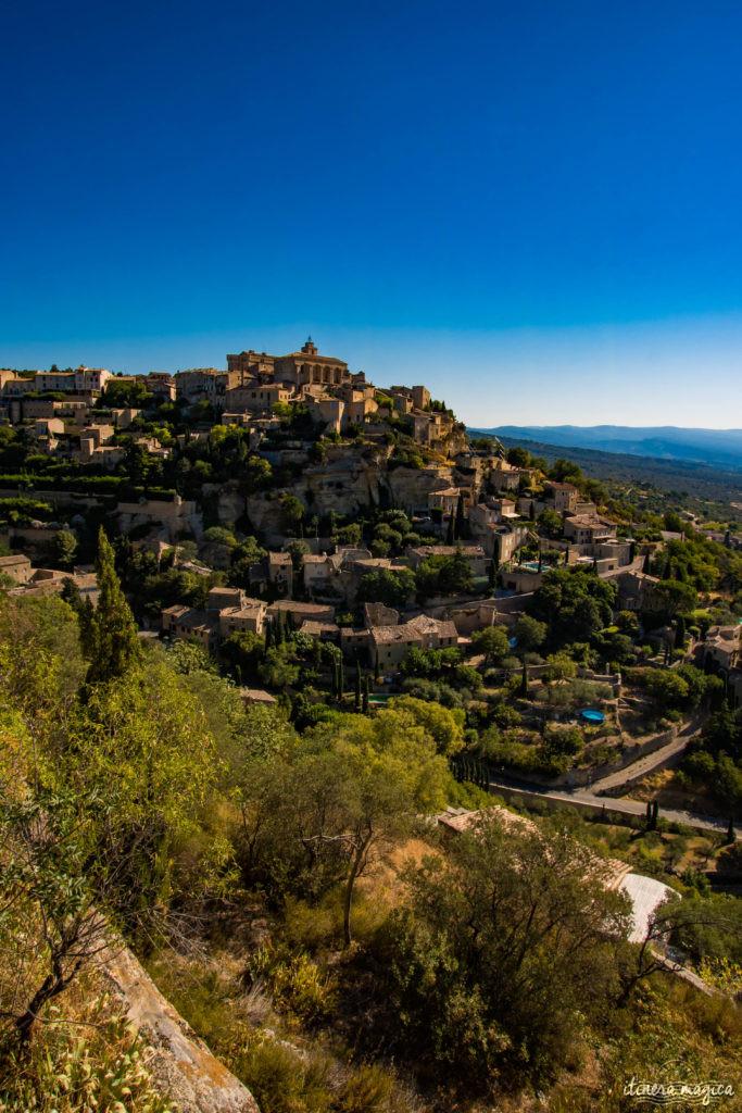 Die schönsten Dörfer der Provence: Gordes