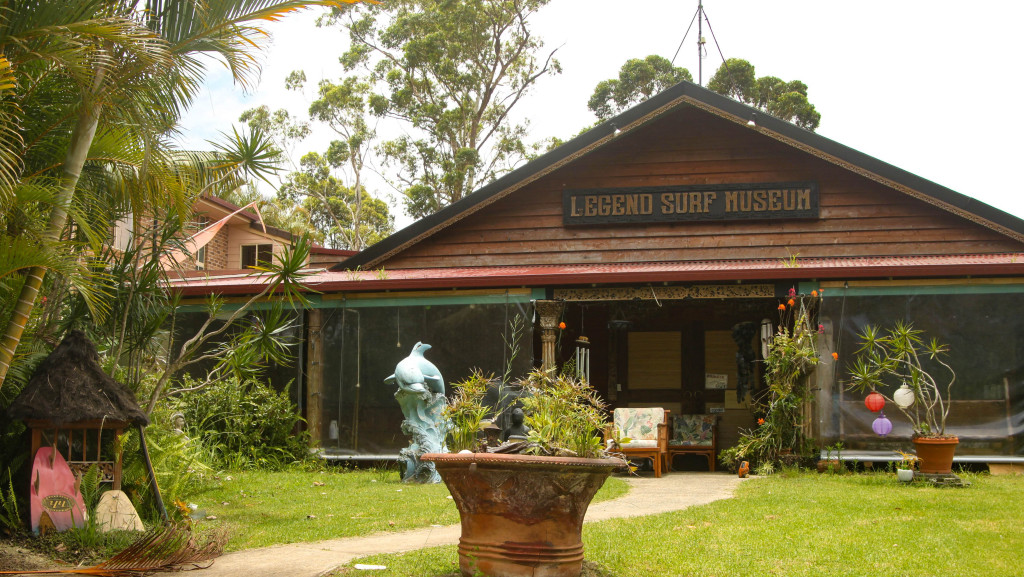 surf australie musée