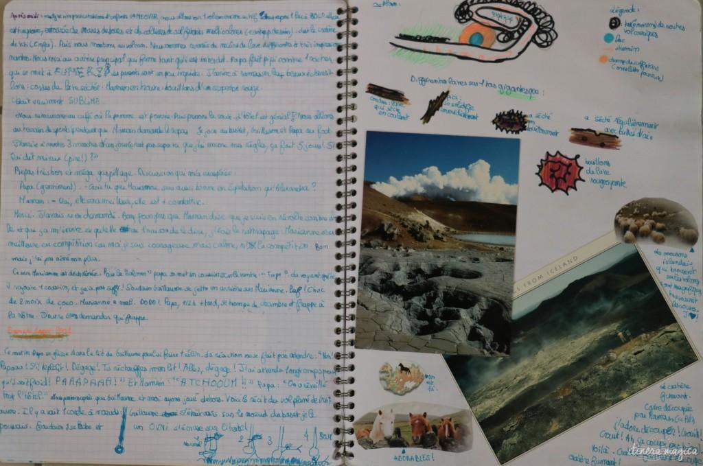 Curiosités volcaniques.