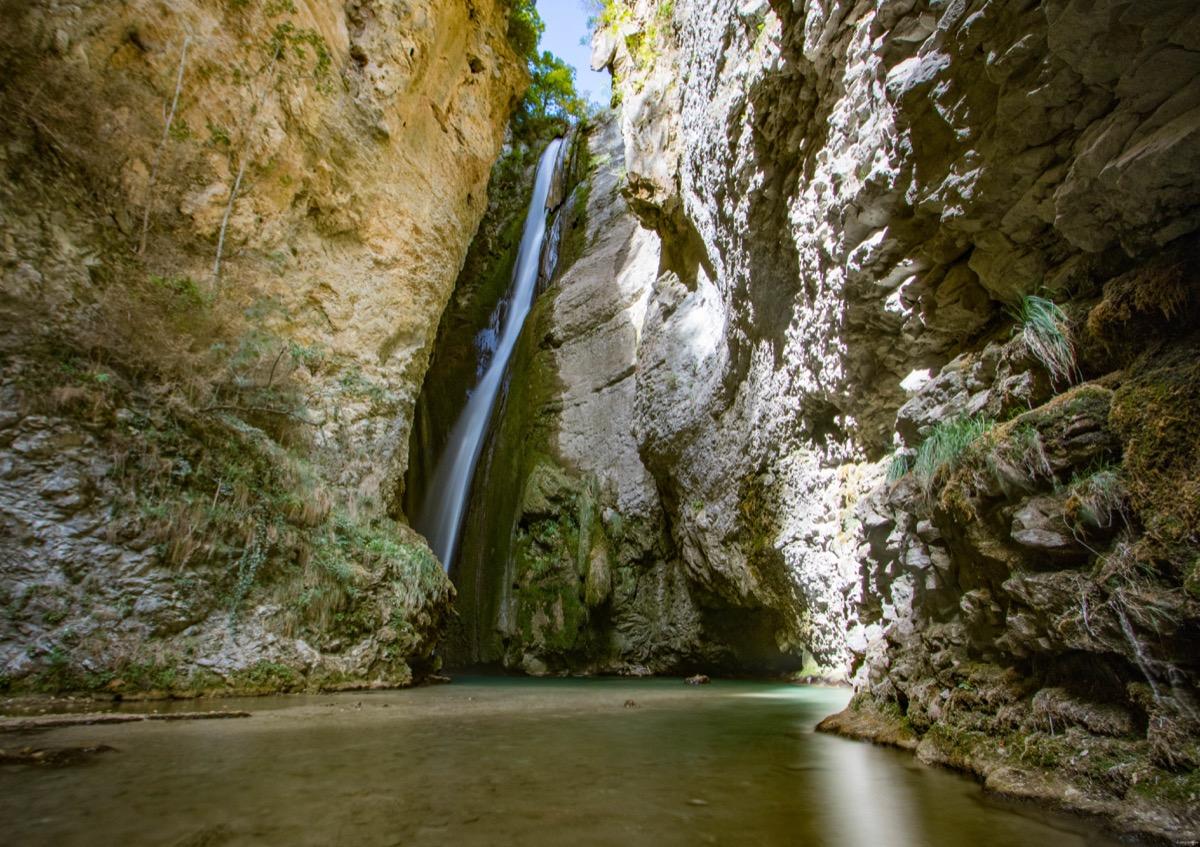 La plus belle cascade du Vercors ? La chute de la Druise, au nord de la Drôme