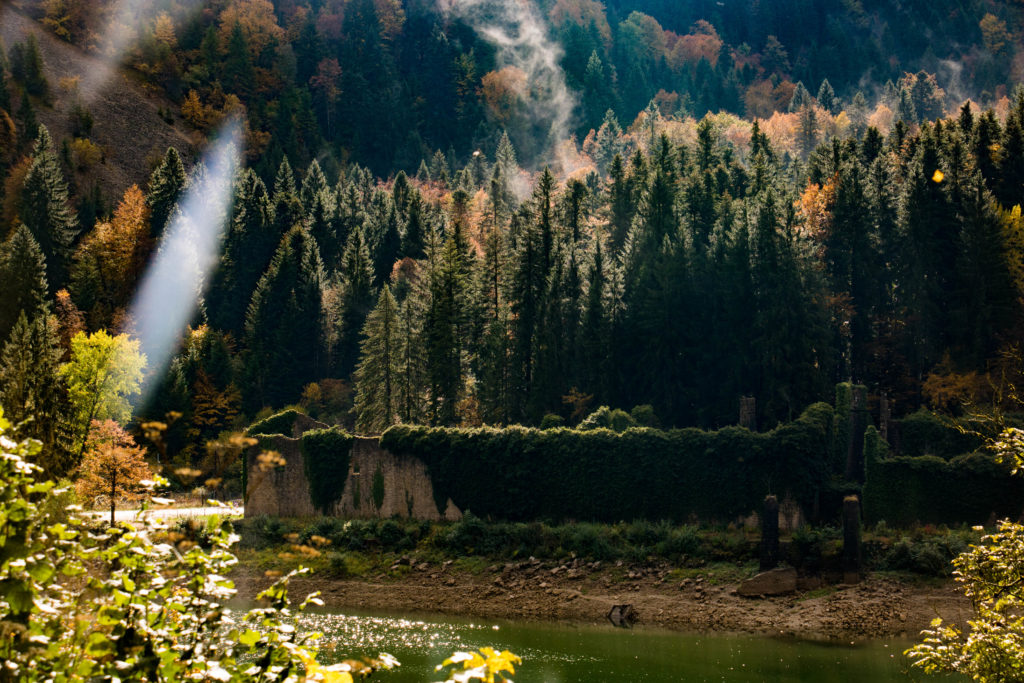 Où voir les couleurs d'automne en France ? Automne à la montagne