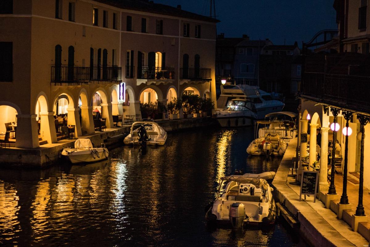 port grimaud venise provençale
