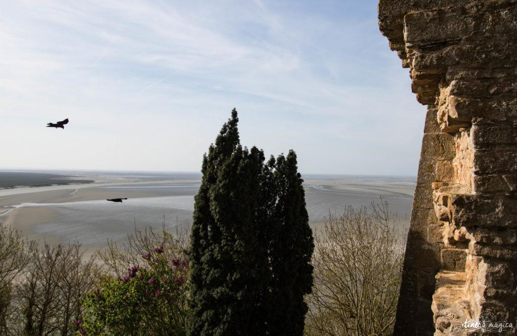 Découvrez les légendes et les plus beaux points de vue sur le Mont Saint Michel.
