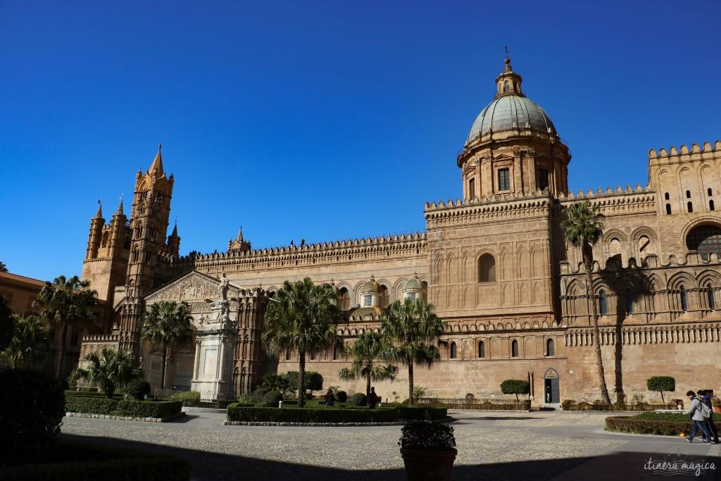 Die Cattedrale von Palermo.