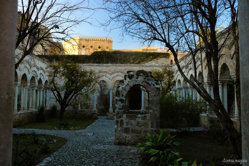 Garten in San Giovanni degli Eremiti
