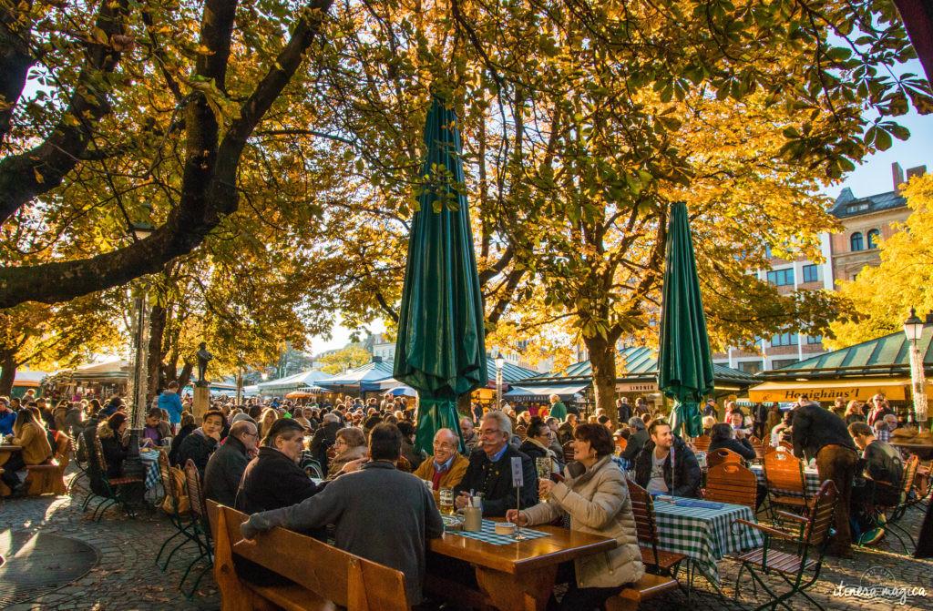 Où voir les couleurs d'automne, en Europe, au Japon, au Québec et ailleurs ? Les plus belles couleurs de l'automne par les blogueurs de voyage, pour des voyages chatoyants. #automne #Munich